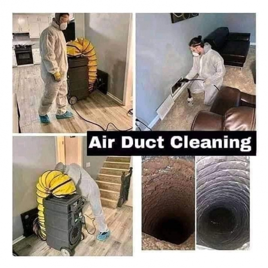Air duct/vents Cleaning Services