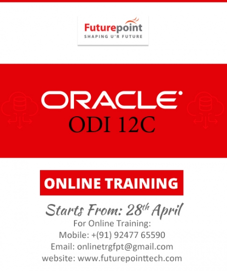 ODI 12c online training and jobsupport at Futurepo